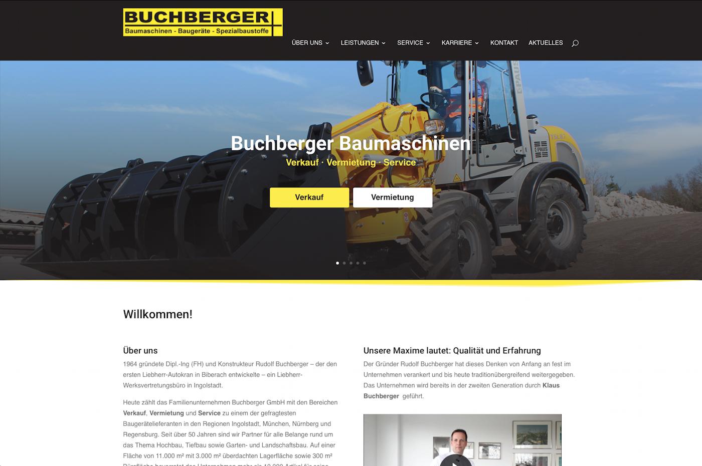 Designbeispiel Buchberger