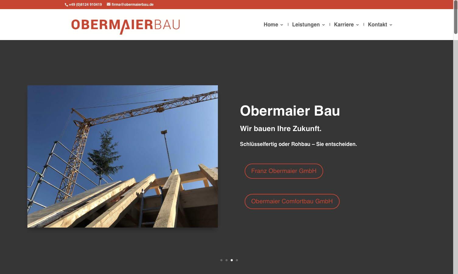 Designbeispiel Franz Obermaier